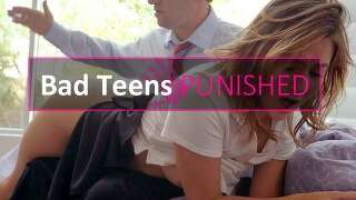 Bad Teens Punished